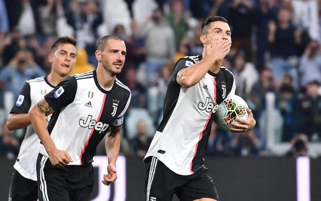 Ronaldo donio pobjedu Juventusu