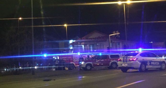 Saobraćajna nesreća u Podgorici: Jedna osoba poginula, tri povrijeđene