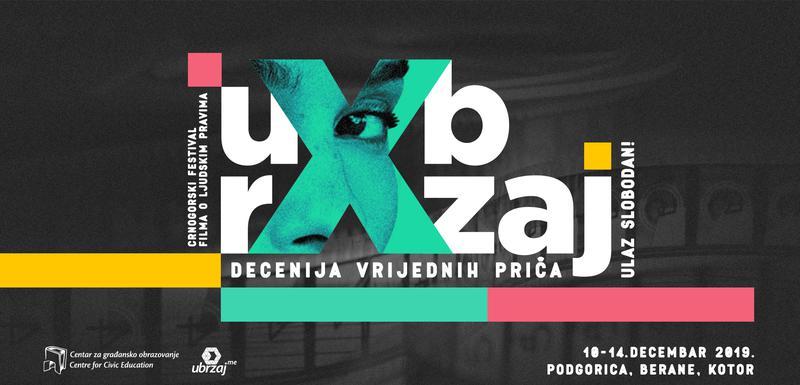 Crnogorski festival o ljudskim pravima ''Ubrzaj'' počinje sjutra