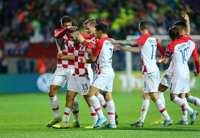 Hrvati se plasirali na Euro, laka pobjeda Njemaca