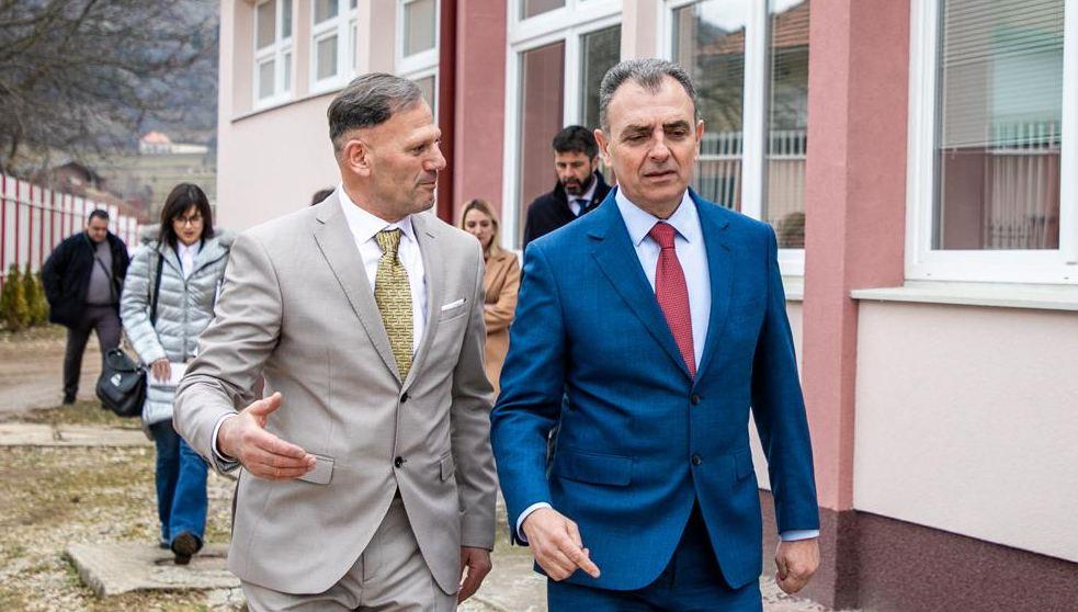 Hrapović: Mnogostruki benefiti adaptacije Doma zdravlja u Plavu