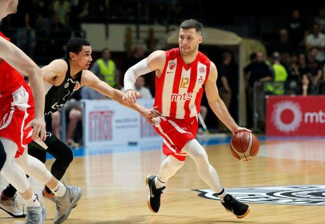 Zvezda u posljednjoj sekundi savladala Partizan i odbranila titulu