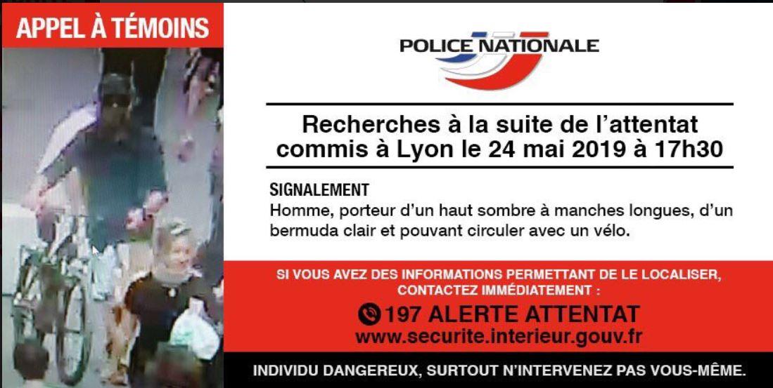 Francuska policija objavila fotografiju osumnjičenog za eksploziju u Lionu