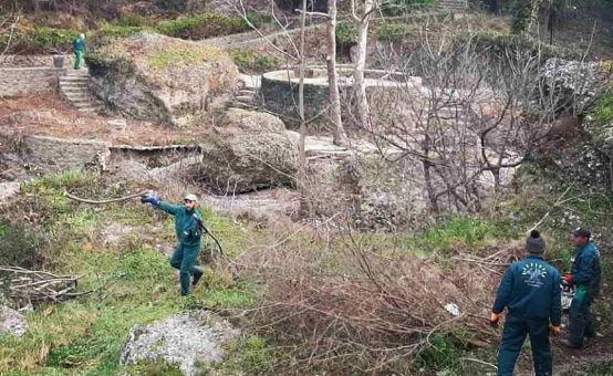 Nastavljena akcija čišćenja obale rijeke Ribnice