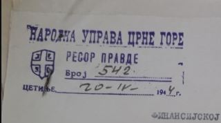 Kako je u Crnoj Gori dočekana pravoslavna Nova 1944. godina?