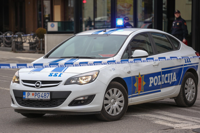 Uhapšen Milan Popović zbog napada na komunalnog policajca u Podgorici