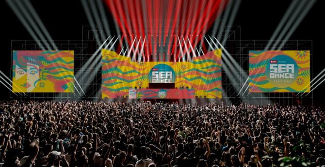 David Guetta na Sea Dance donosi 11 šlepera opreme!