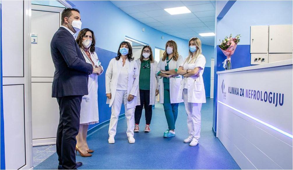 Klinika za nefrologiju renovirana po najsavremenijim standardima