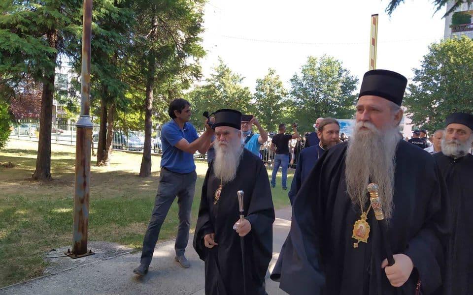Nikšić: Ponovo odgođeno suđenje Joanikiju i sveštenicima