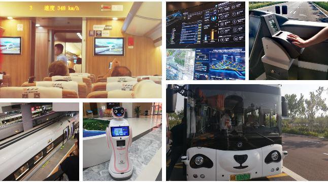 """Antena M do Kine: Pogledajte kako izgleda vožnja """"letećim"""" vozom, samovozećim autobusom..."""