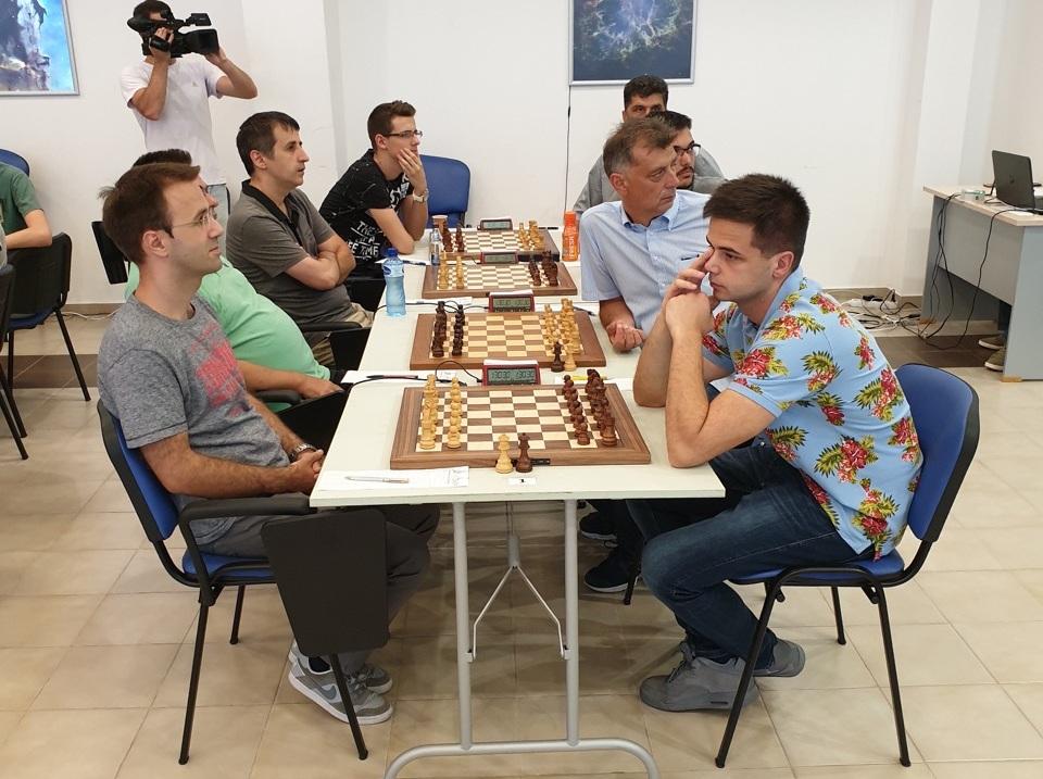 Odigrano prvo kolo šahovska Premijer liga Crne Gore