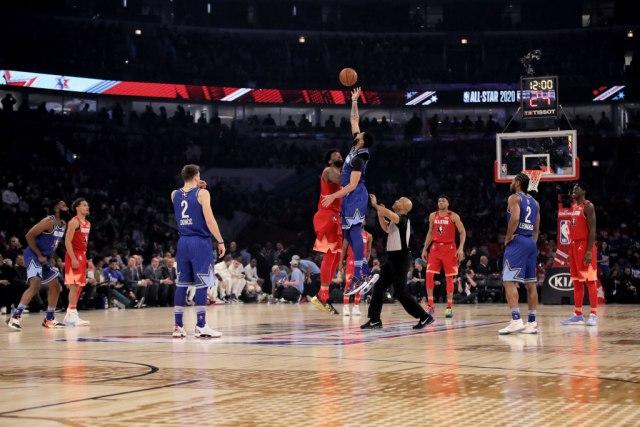 NBA Ol-star: Lebronov tim bolji od Janisovog