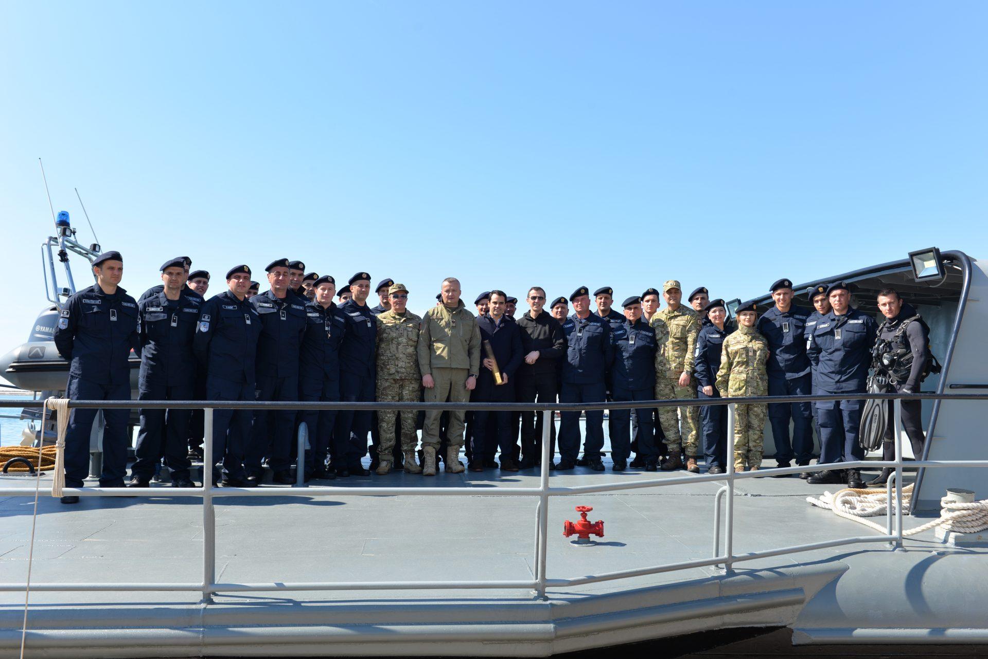 Najavljena nova ulaganja u Mornaricu