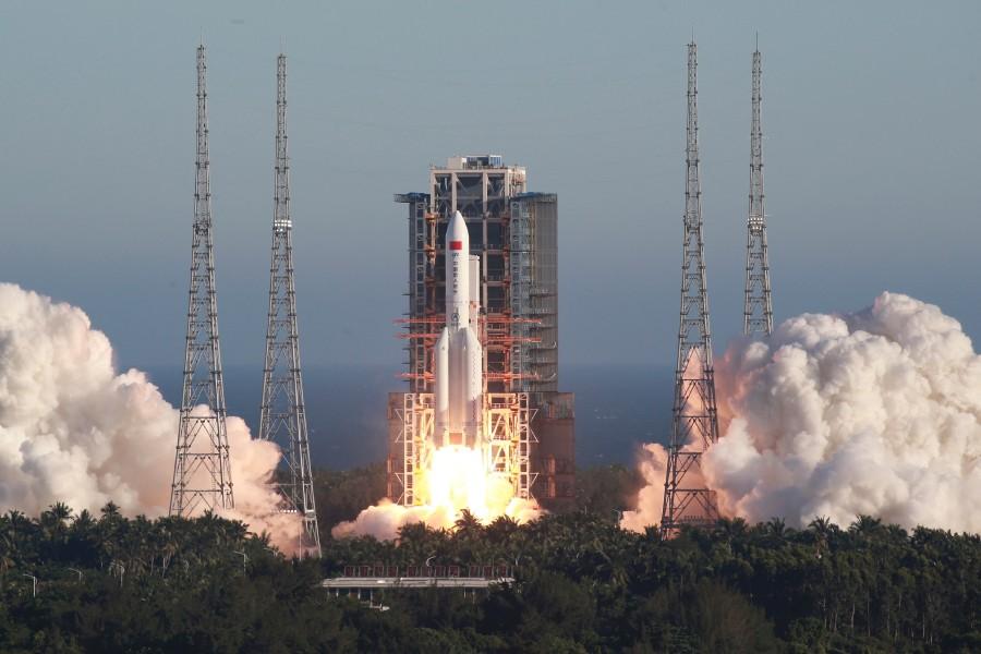 Kineska svemirska letjelica bezbjedno  se vratila na Zemlju