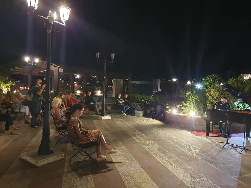 Na kotorskoj Citadeli održan koncert Bojana Martinovića