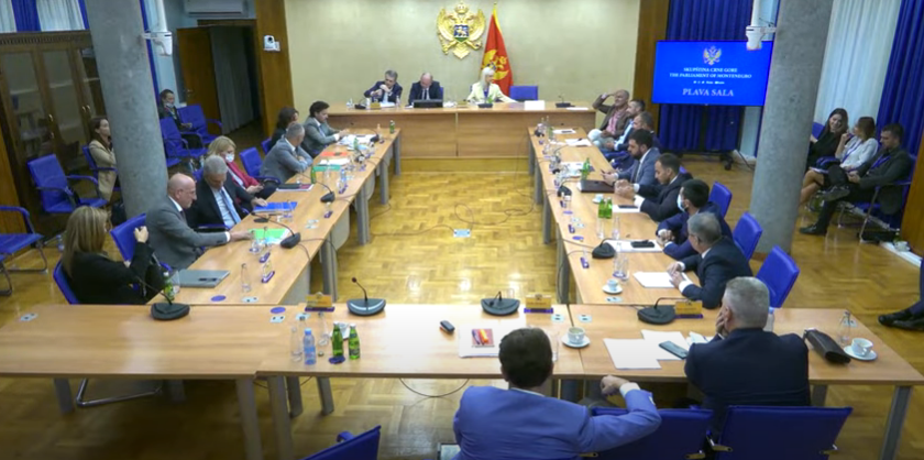 Poslanici bili raspoloženi i za šalu; Knežević: Važno da znamo ko se više drogira, ovi na Kosovu ili mi