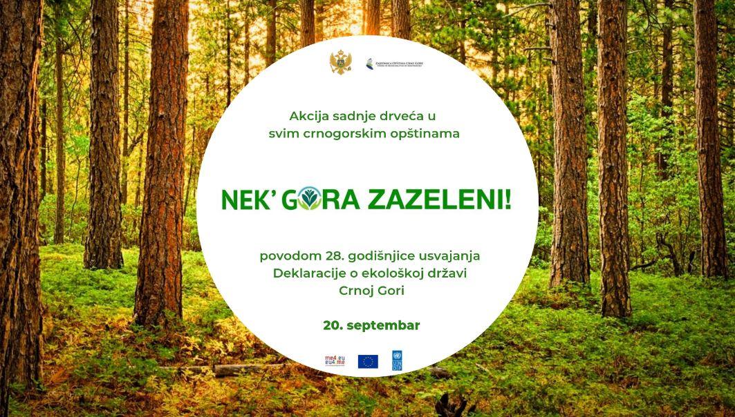 Crna Gora je već 28 godina ekološka država