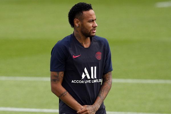UEFA imala milosti prema Nejmaru
