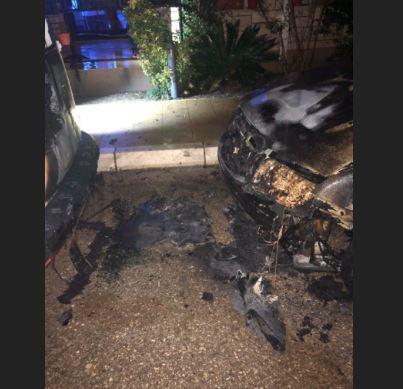 Izgorjela dva vozila u Budvi