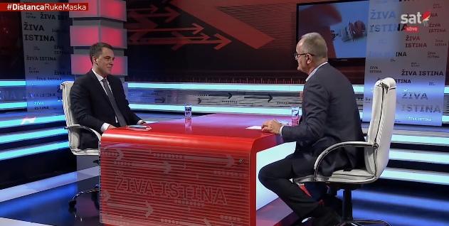 Ivan Vuković gost Žive istine