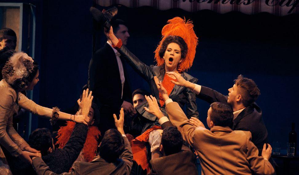 """Premijera opere """"La Bohème"""" u CNP-u"""