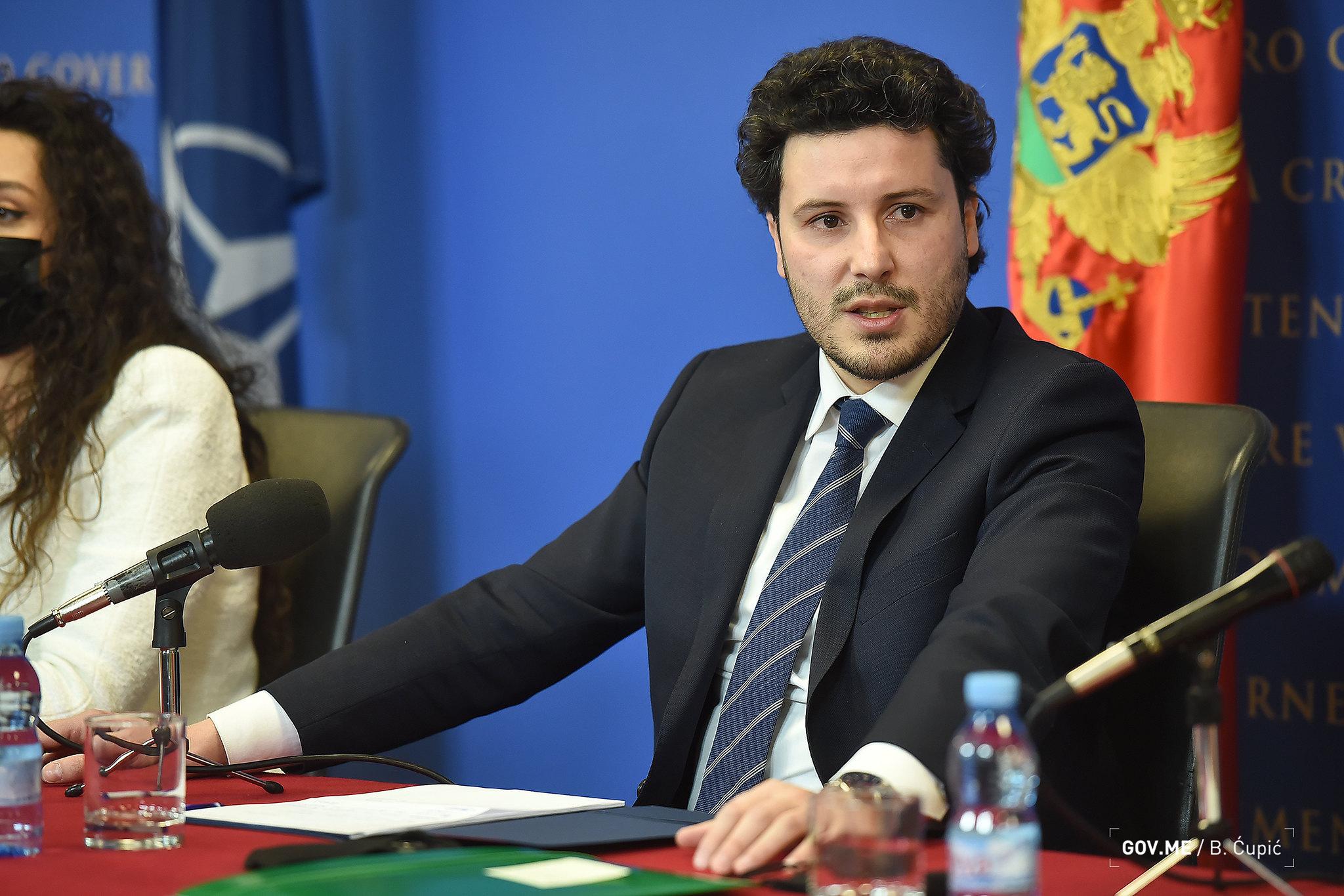Abazovićev kabinet: Dostavljamo javnosti na uvid izmjene Zakona o državnom tužilaštvu