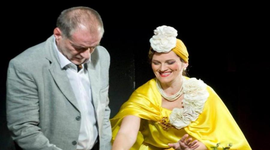 Jubilej u Gradskom pozorištu: Pedeseto izvođenje  predstave 'Slasti slave'