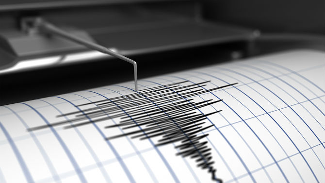 На территории Армении произошло землетрясение магнитудой 3.0