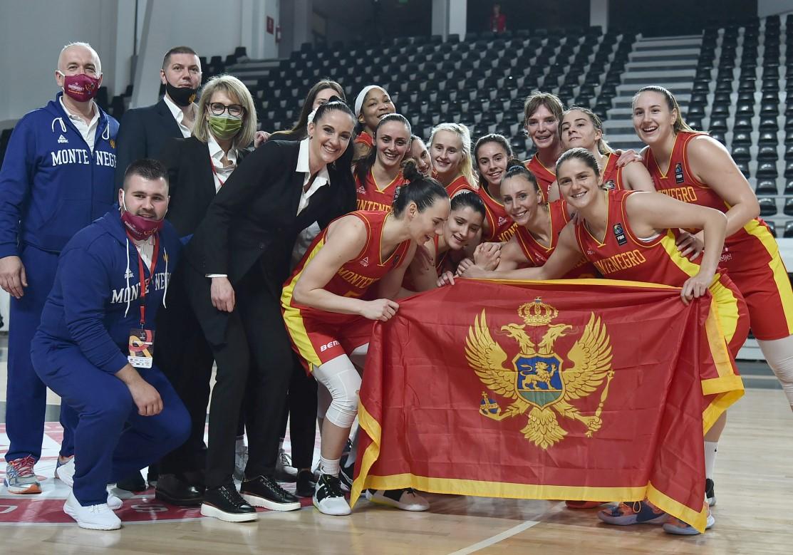 Košarkašice počele pripreme za Eurobasket