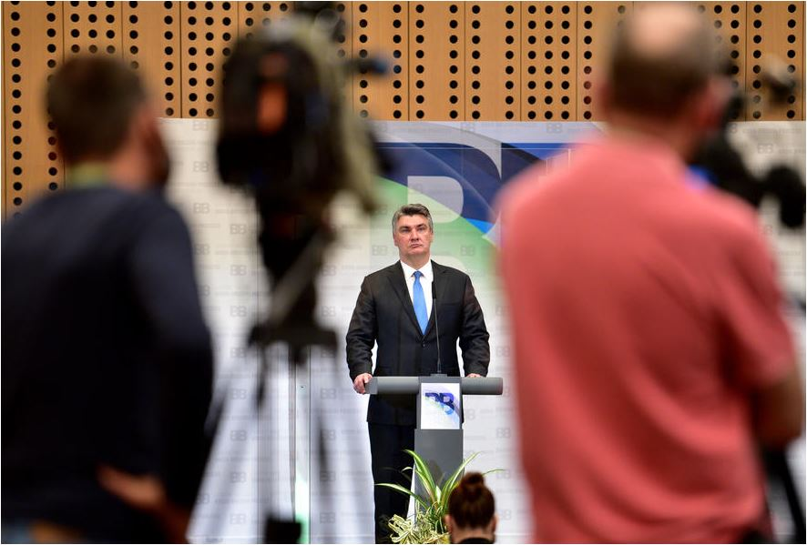 Milanović: Važno je da je Mladić u zatvoru