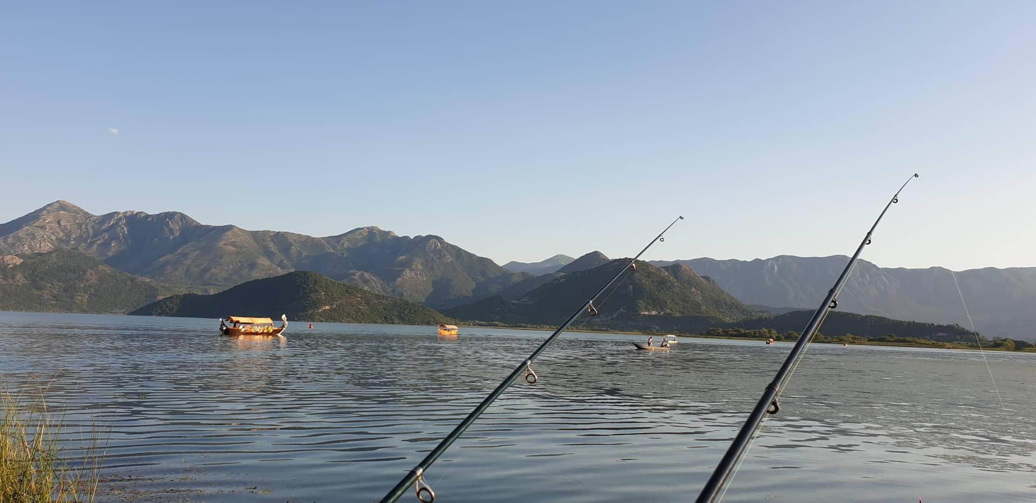 Ukida se ribolovni zabran na Skadarskom jezeru