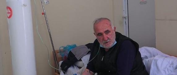 Novinarka ušla i zabilježila užasne scene u bolnici