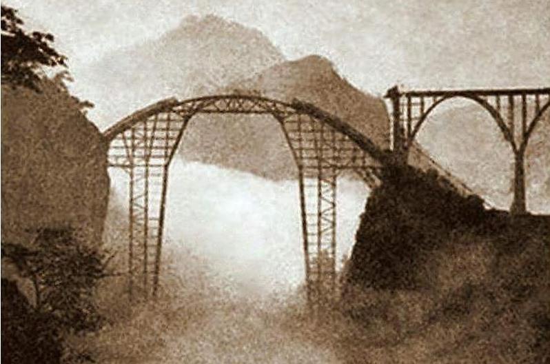 Majstori lebdjeli između neba, zemlje i vode: Kako je nastala drvena skela mosta na Tari