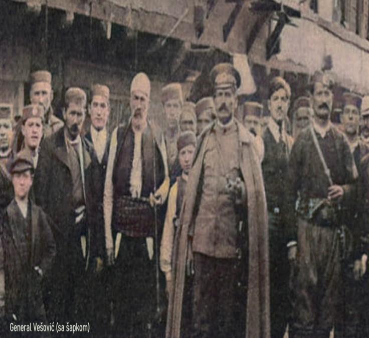 KOMITI IZ VASOJEVIĆA – popis okupacionih vlasti iz marta 1921.