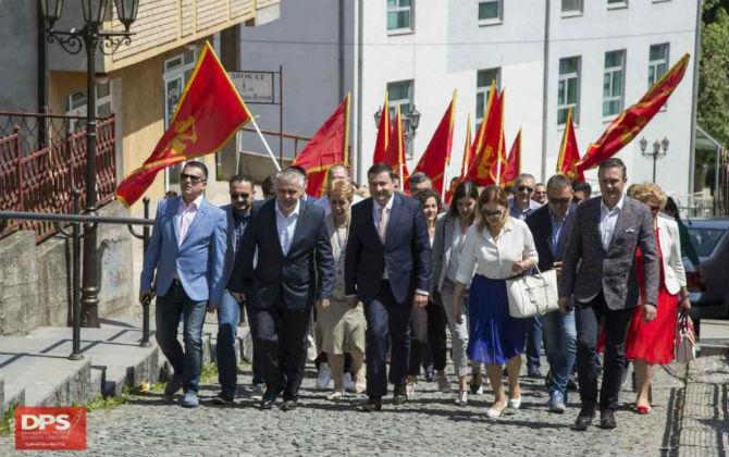 DPS u BP sa još četiri stranke, nosilac liste Smolović