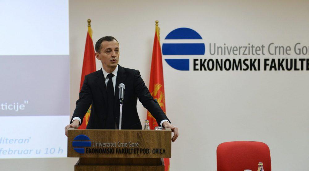 Bošković: Da CG nije u u NATO, aktuelna situacija bila bi drugačija