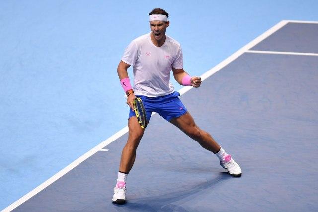Završna ATP lista: Novak drugi, Nadal peti put na vrhu