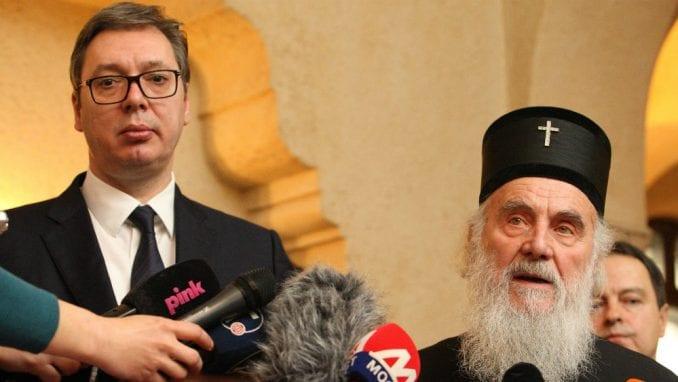 Vučić i Irinej zabrinuti zbog hapšenja Joanikija: Dokaz da crnogorska država progoni SPC