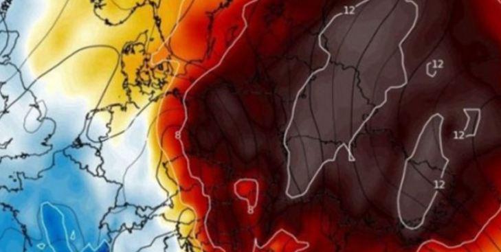 Snažan toplotni talas stiže na Balkan?