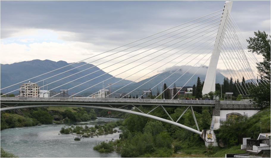 Zbog snimanja reklame: Zatvoren dio mosta Milenijum