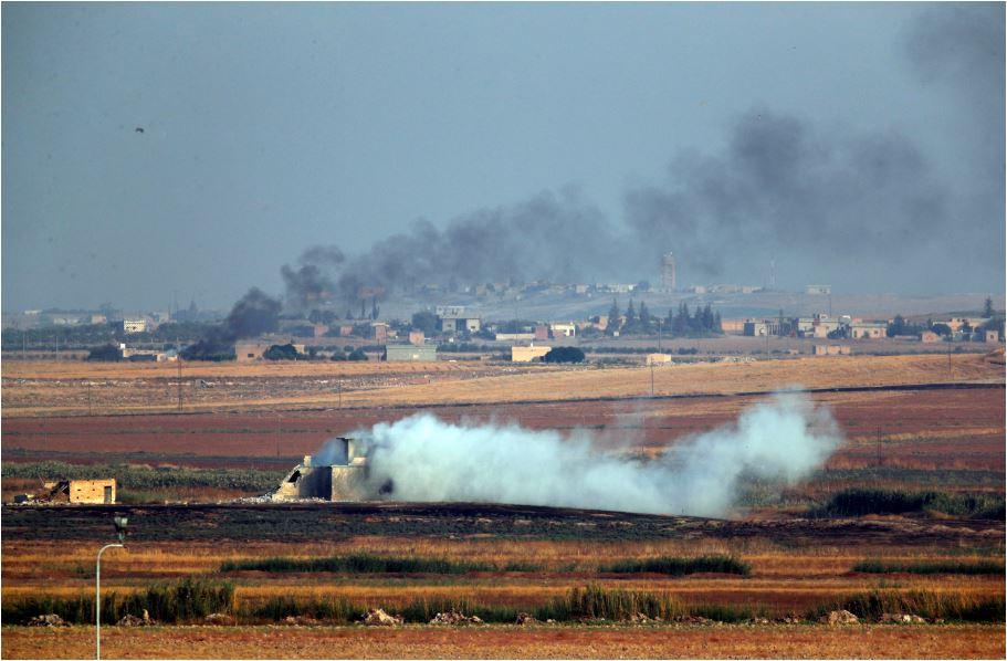 Granica Sirije i Turske poslije napada: 15 stradalih, civili napuštaju domove