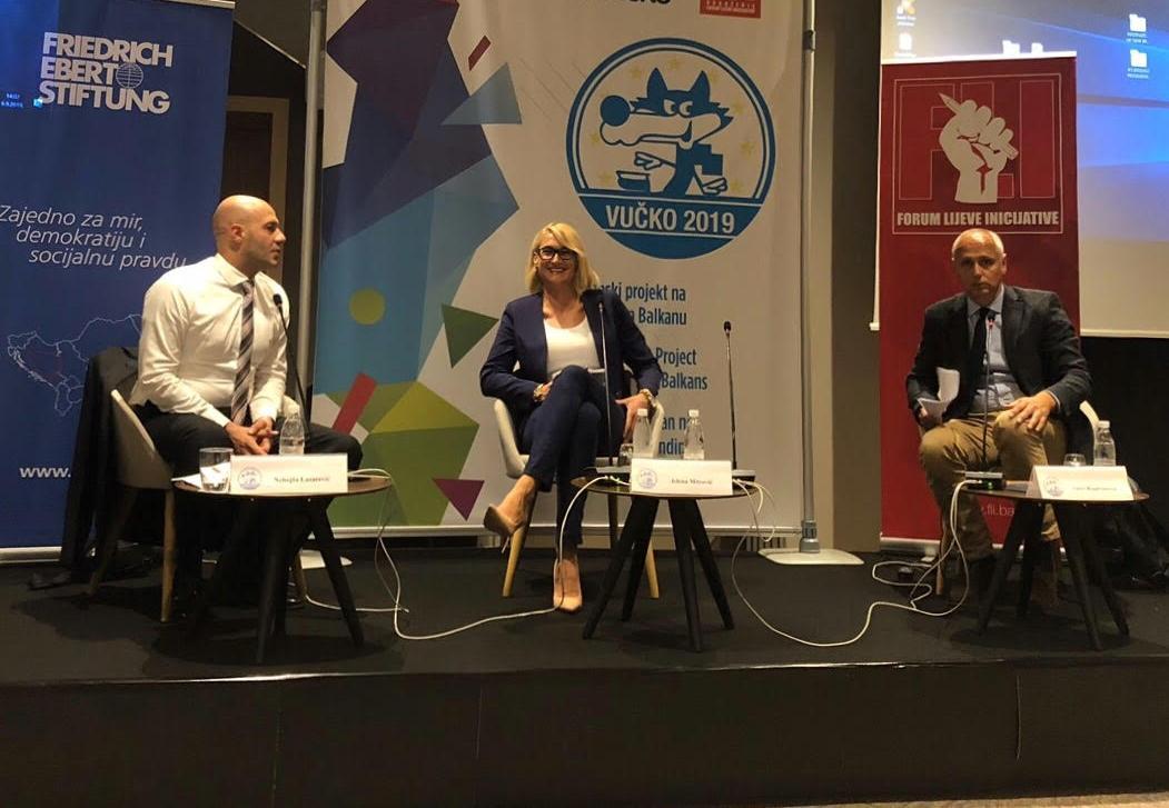 SDP: Imidž balkanskih država kao portret Dorijana Greja