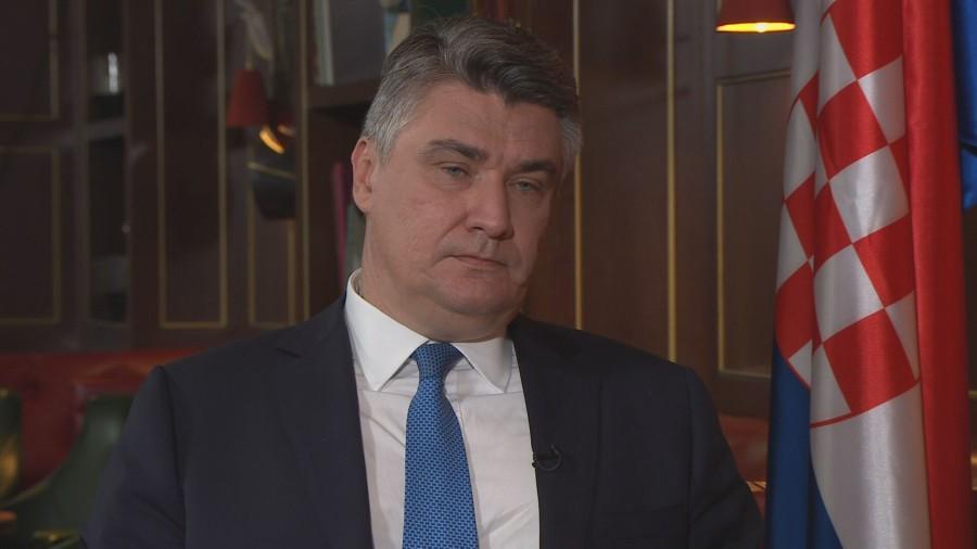 Milanović: Bio sam u dilemi da li otići u Njujork, kad se ozbiljne stvari događaju u regiji