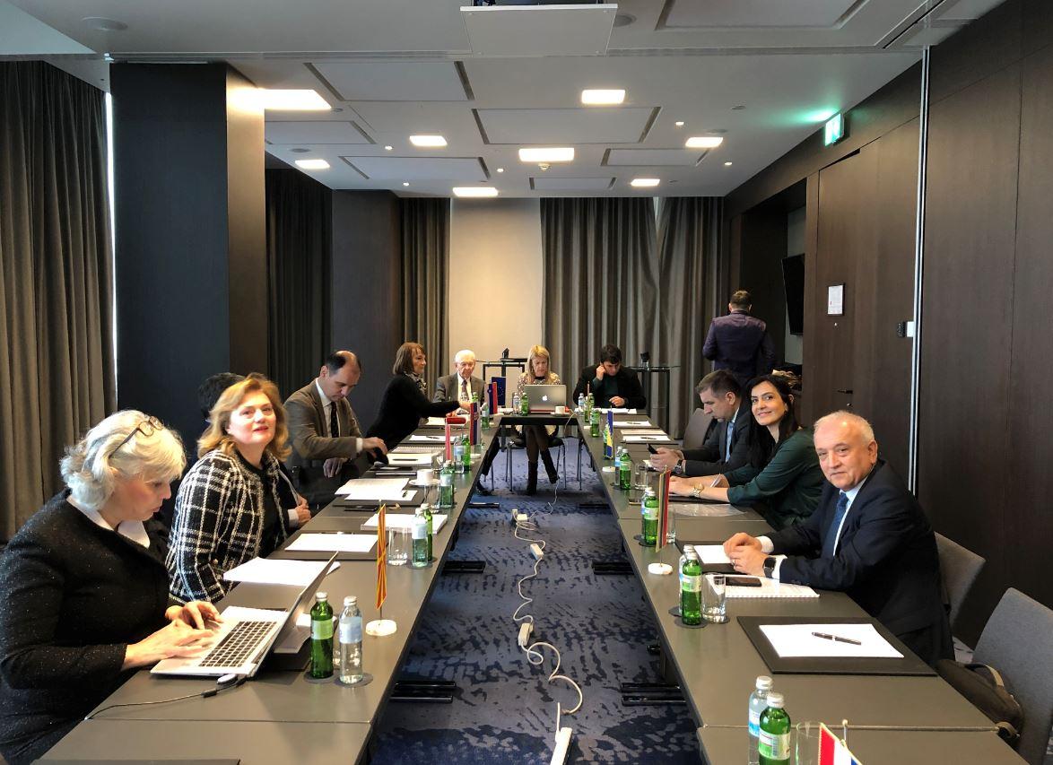 Damjanović u Sloveniji: Napredak SEEIIST projekta rezultat dobre saradnje regiona