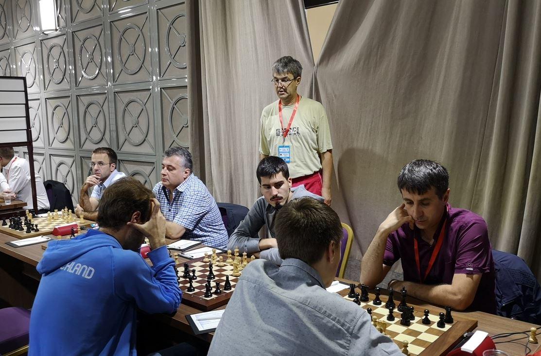Evropsko prvenstvo u šahu: Pobjeda crnogorske reprezentacije