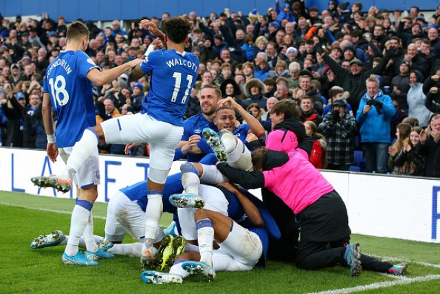 Everton nadigrao Čelsi na debiju Fergusona