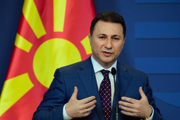 Zastario slučaj protiv Gruevskog