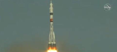 Lansirana svemirska kapsula Sojuz