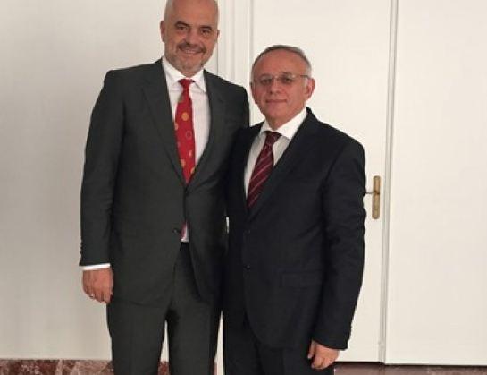 Vlada opozvala ambasadora u Albaniji