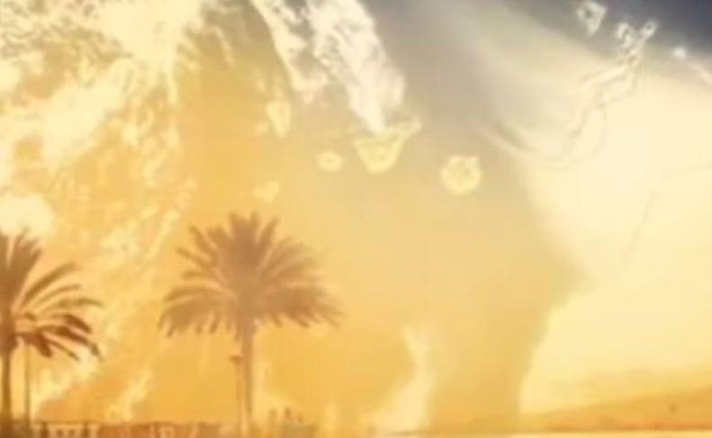 """Pješčana oluja """"progutala"""" Kanarska Ostrva, uvedeno vanredno stanje"""